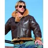 """Британская куртка кожаная летная """"RAF Irving"""""""