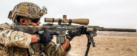 MARKSMAN - Пехотный снайпер